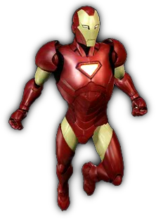 Marvel Ultimate Alliance 2/Iron Man