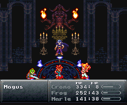 Chrono Trigger/Magus's Castle — StrategyWiki, the video ...