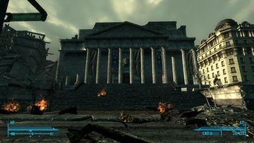 Fallout 3 stealing independence strategywiki the video for Entrance to rivet city