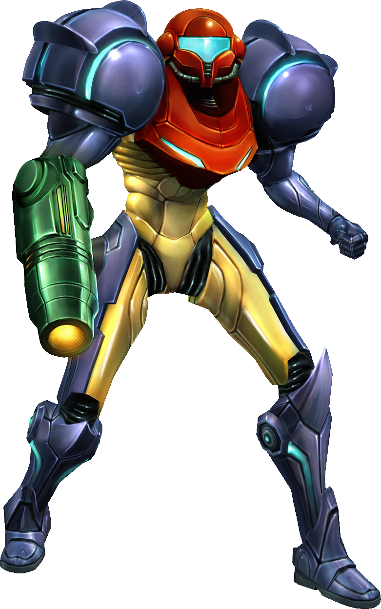 Gravity Suit in Metroid Prime