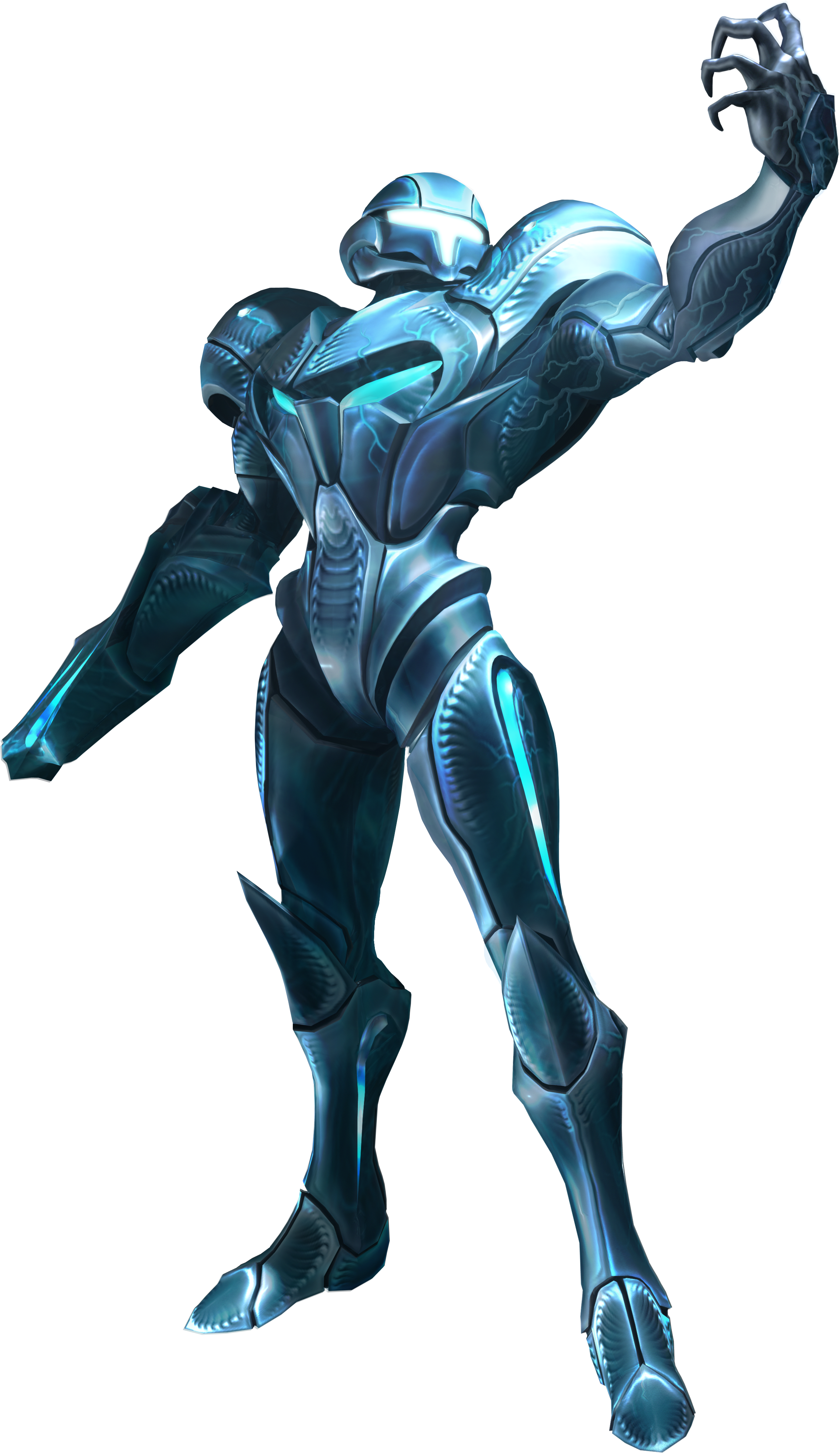 Dark Samus - High Resolution
