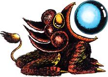 Ice Beam artwork from Metroid