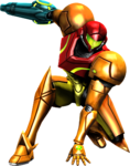 Samus in Metroid: Other M