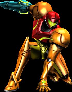 Samus in Metroid: Other M