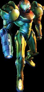 Samus's Varia Suit