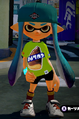 Bamboo shoot village splatfest tee front.png