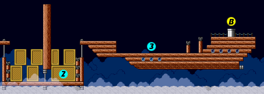 1 Point Safety >> Super Mario Bros. 3/World 2 Part 2 — StrategyWiki, the video game walkthrough and strategy guide ...