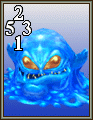 FFVIII Blobra monster card.png
