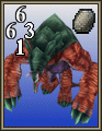 FFVIII Armadodo monster card.png