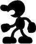 SSBM Trophy Mr. Game & Watch Smash1.png