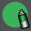 Drift City Paint Green.png
