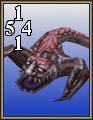 FFVIII Geezard monster card.png