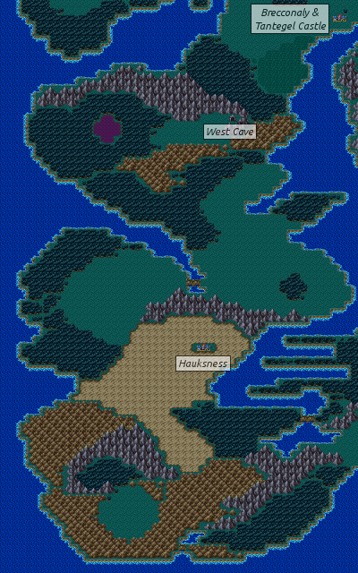 dragon warrior iiiwest and south alefgard � strategywiki