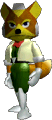 SSBM Trophy Fox McCloud.png