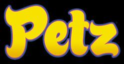 The logo for Petz.