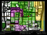 An example turf wars map