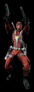 Marvel Ultimate Alliance 2/Deadpool