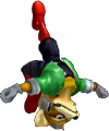 SSBM Trophy Fox McCloud Smash2.png