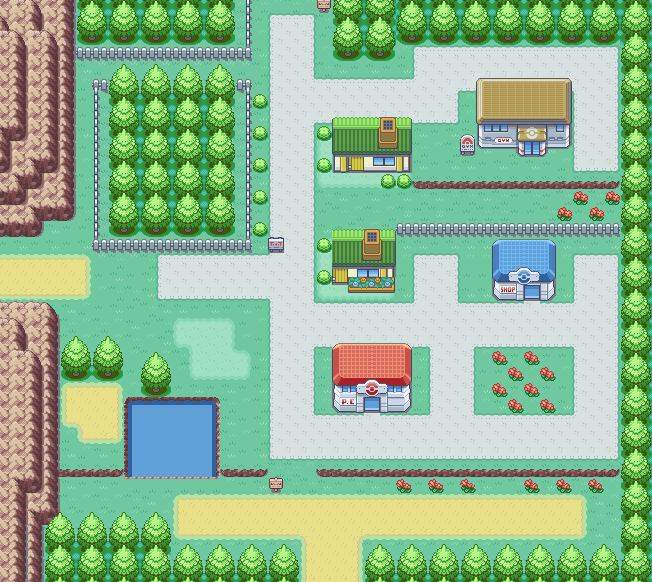 Pokemon Firered And Leafgreen Viridian City Strategywiki
