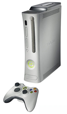 The console image for Xbox 360.