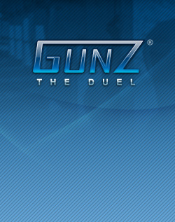 Box artwork for GunZ: The Duel.