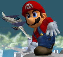 Mario, Nintendo's main man