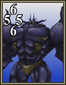 FFVIII Iron Giant monster card.png