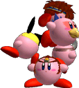 SSBM Trophy Kirby Hat 5.png
