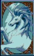 Castlevania CotM Card Unicorn.png