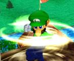 Super Smash Bros. Melee - Luigi's Luigi Tornado.jpg