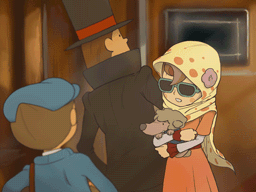 riddleton girls The professor layton series by level-5 holds a plethora of characters in each installment a handful of characters can also be found within every game, including the games' protagonists professor hershel layton, luke triton, flora reinhold, emmy altava and katrielle layton.