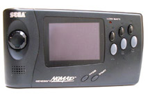 The console image for Sega Nomad.