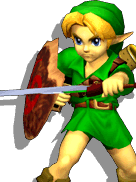 SSBM Portrait Young Link.png