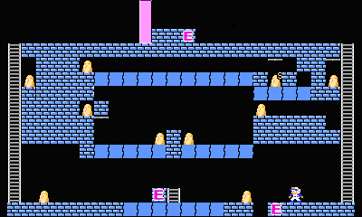 Super Lode Runner level9.png
