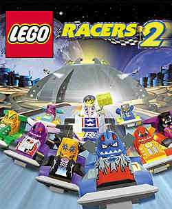 Box artwork for Lego Racers 2.