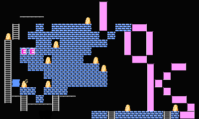 Super Lode Runner level6.png