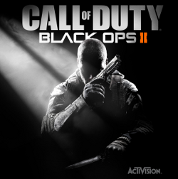 Box artwork for Call of Duty: Black Ops II.