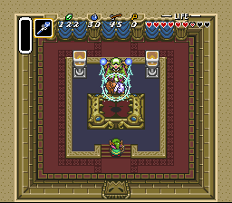 The Legend Of Zelda A Link To The Past Agahnim S Tower