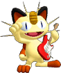 SSBM Trophy Meowth.png