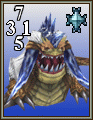 FFVIII Snow Lion monster card.png