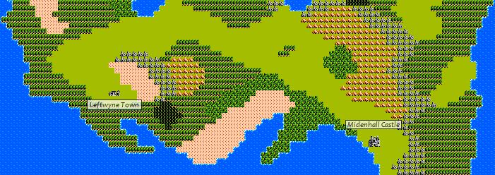 Dragon Warrior Ii Midenhall Strategywiki The Video Game