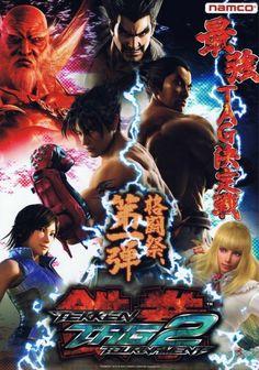 Box artwork for Tekken Tag Tournament 2.