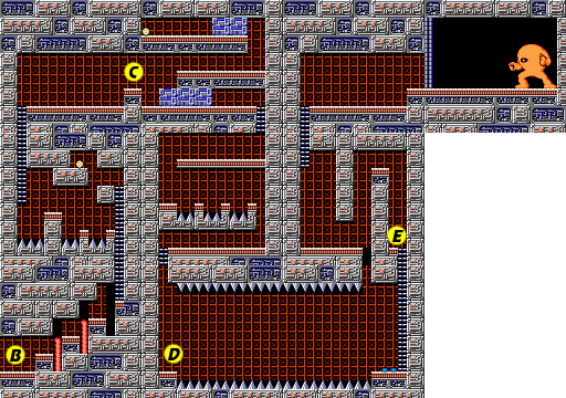 Mega Man 1 Dr Wily1 map2.png