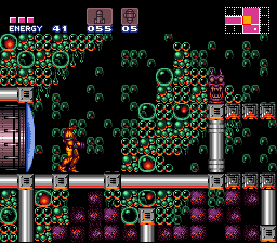 Super Metroid Norfair Strategywiki The Video Game