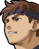 Ryu, Evil