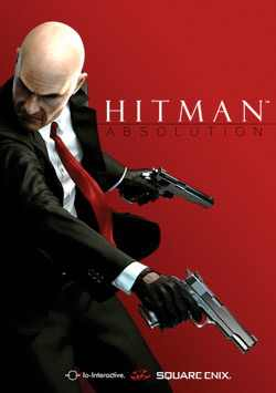 Box artwork for Hitman: Absolution.