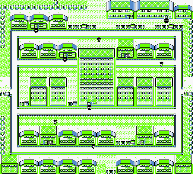 Pokemon Red And Blue Saffron City Strategywiki The