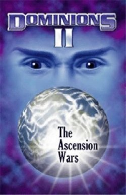 Box artwork for Dominions II: The Ascension Wars.