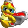 SSBM Trophy King Dedede.png