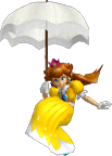 SSBM Trophy Peach Smash2.png